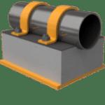300mm QplaS Cold Line Support (Fig. 430)