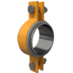 2 Bolt Pipe Clamp (Fig.107)