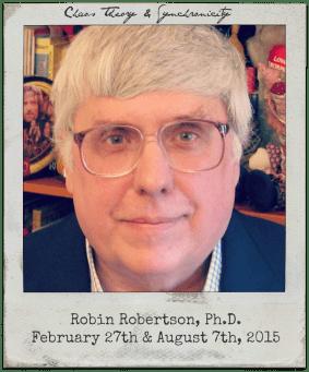 2.27.15 + 8.7.15 Robin Robertson, Ph.D.