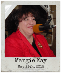 5.29.15 Margie Kay: Un-X News, Bigfoot theories