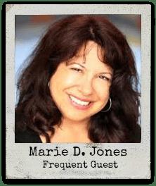 Marie D. Jones