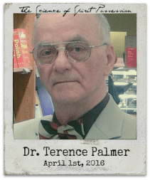 "4.1.16 Dr. Terence Palmer: ""The Science of Spirit Possession"""