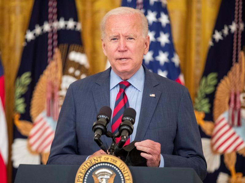 El presidente de EE.UU., Joe Biden. EFE/EPA/SHAWN THEW