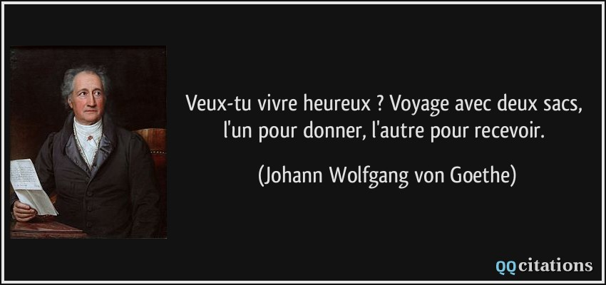 dictons et citations de voyage