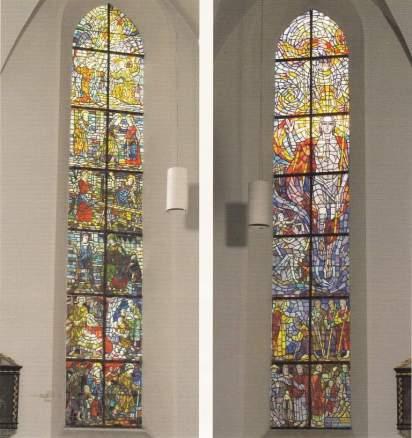 Carl Rieder Spitalskirche 1950