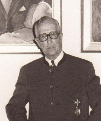 Mag. Karl Ausserhofer 1977