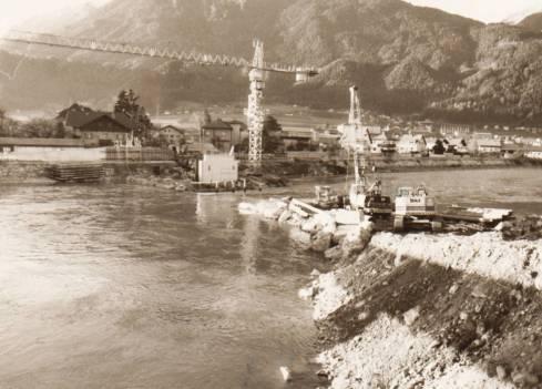 1984 Baubeginn Nov