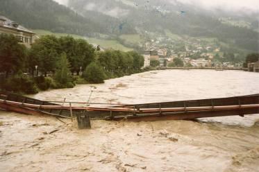 1985 Hochwasser August