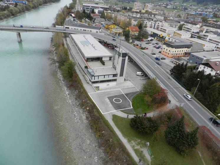 2012 Autobahnzubringerbrücke