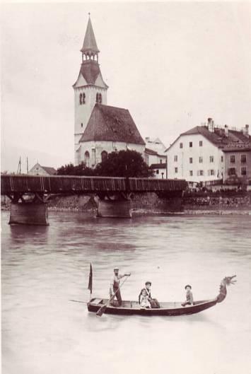 Innfähre 1905