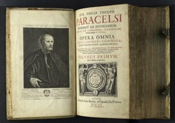 Schrift des Paracelsus