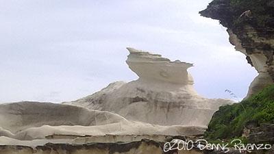 Kapurpurawan Rocks