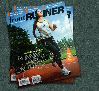 frontRUNNER Magazine