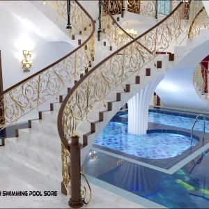 3d design Swimming Pool
