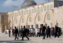 Photo of 84 مستوطنا يقتحمون المسجد الأقصى