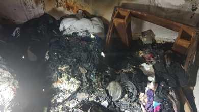 Photo of لعبة أطفال تؤدي إلى اندلاع حريق داخل منزل في جسر الزرقاء