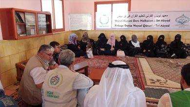 "Photo of ""الإغاثة التركية"" تطلق دورات لتدريس العلوم الدينية شمالي سوريا"