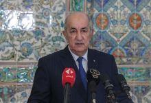 Photo of الرئيس الجزائري يوجه ببدء التحضير للاستفتاء على تعديل الدستور
