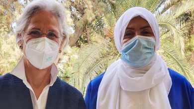 Photo of النائب إيمان خطيب ياسين تلتقي سفيرة ألمانيا لبحث عودة طلابنا للجامعات الألمانية