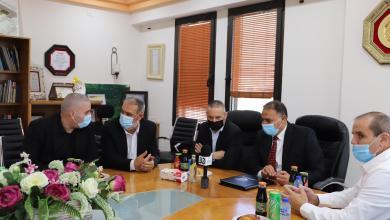 صورة وزير العلوم والتكنولوجيا يزهار شاي يحل ضيفاعلى بلدة كفرقرع