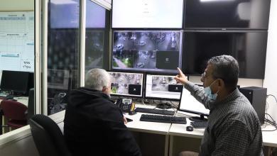 صورة مجلس محلي كفرقرع يفعل غرفة طوارئ للتعامل مع العاصفة وتبعاتها