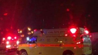 صورة كفربرا: إصابة خطيرة لرجل(67عامًا) اثر تعرضه لاطلاق نار