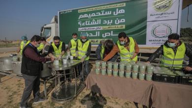 صورة حملة فاعل خير من أجل شتاء دافئ لكل محتاج ولاجئ.