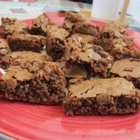 Brownies de emergencia (sin manteca)