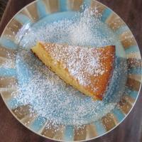 Torta dulce de choclo