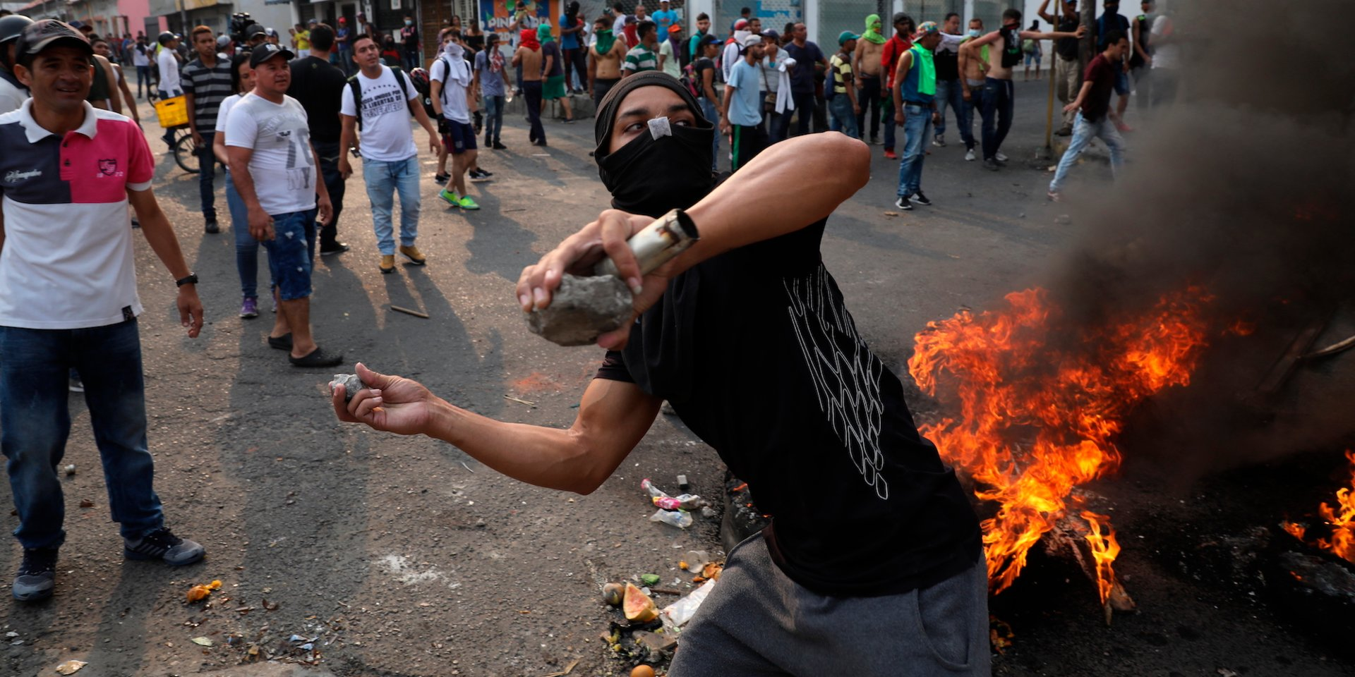 The crisis in Venezuela, explained.