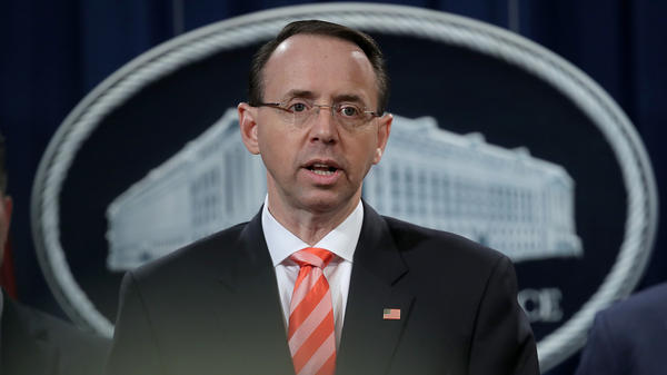 Deputy Attorney General Rod Rosenstein resigns with complicated legacy