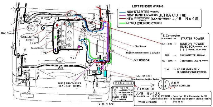 20v swap wiring reference qr garage rh qrgarage ca AE86 SR5 AE86 4AGE a E 10