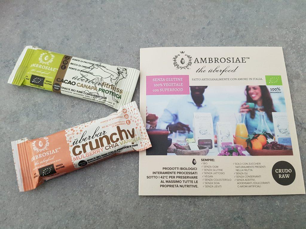 Ambrosiae-snack