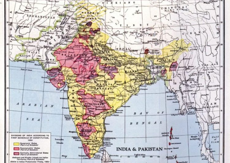 "Why India Urgently Requires ""State Re-organization Commission""?"