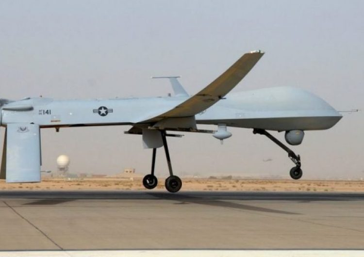 The World's Common Enemy: The Military Drone