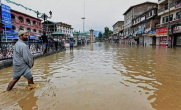 J & K floods: Lessons to be learnt