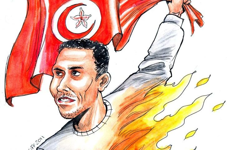In Bouazizi's Shadow: A Tunisia Pregnant with Promises