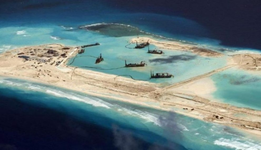 China rejects UN arbitration over the South China Sea Dispute. | Photo Courtesy: Talk Weather