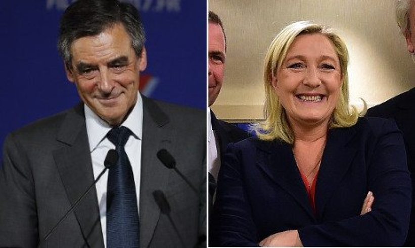 The right-wing faces set for the race of French presidential elections