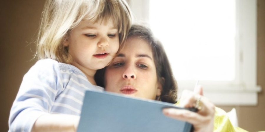 Mother's voice can soothe a child in stressful situations