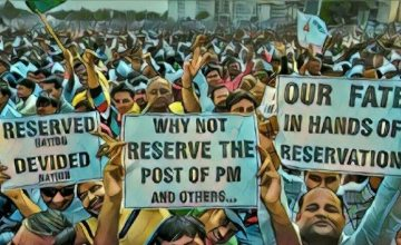 Do reservations in India benefit the ones who actually need it?