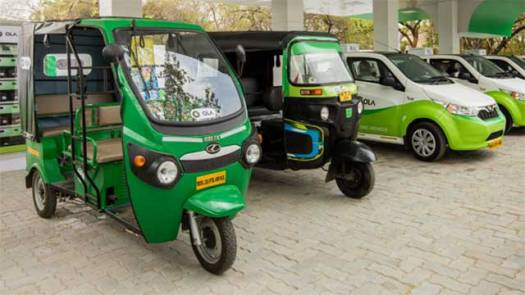 All you need to know about Ola's plans to put electric vehicles on India's  roads
