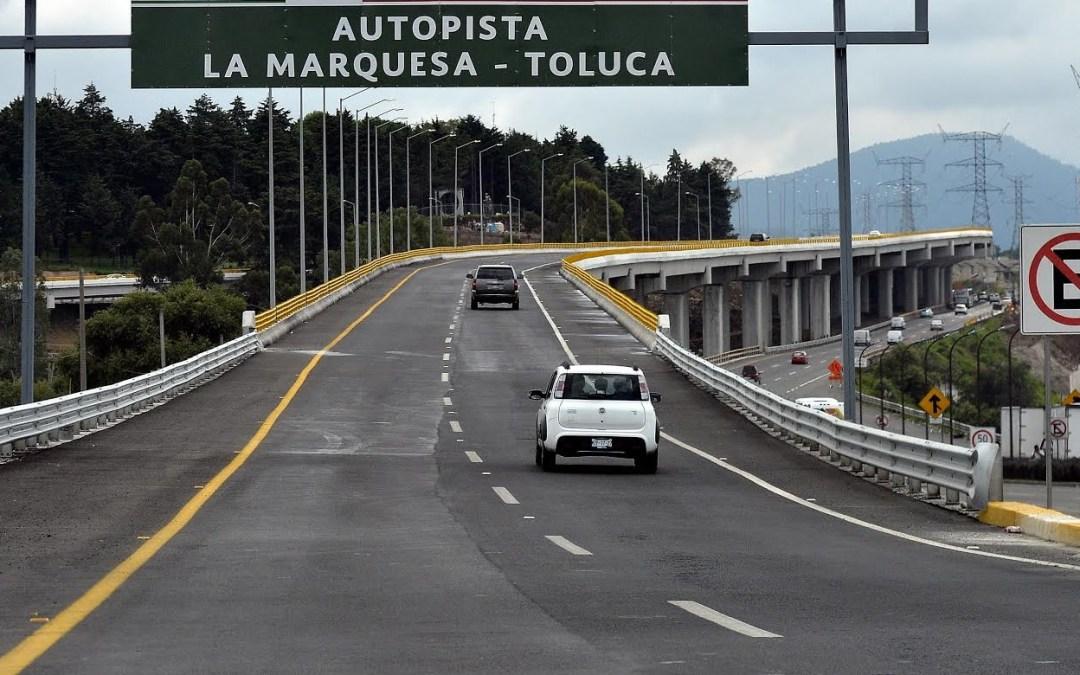 Las 5 autopistas más caras de México