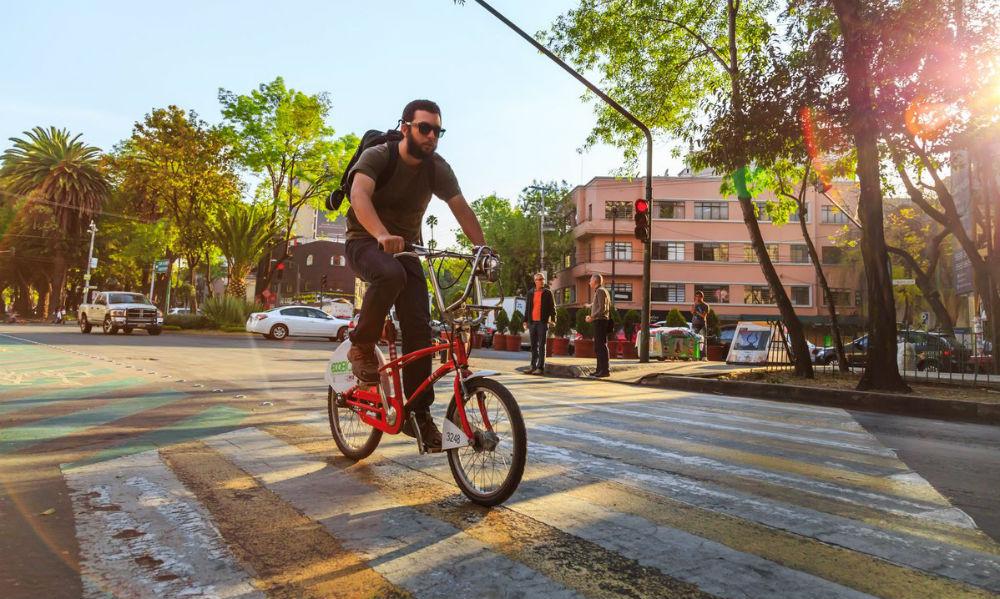 Andar en bici nunca fue tan seguro