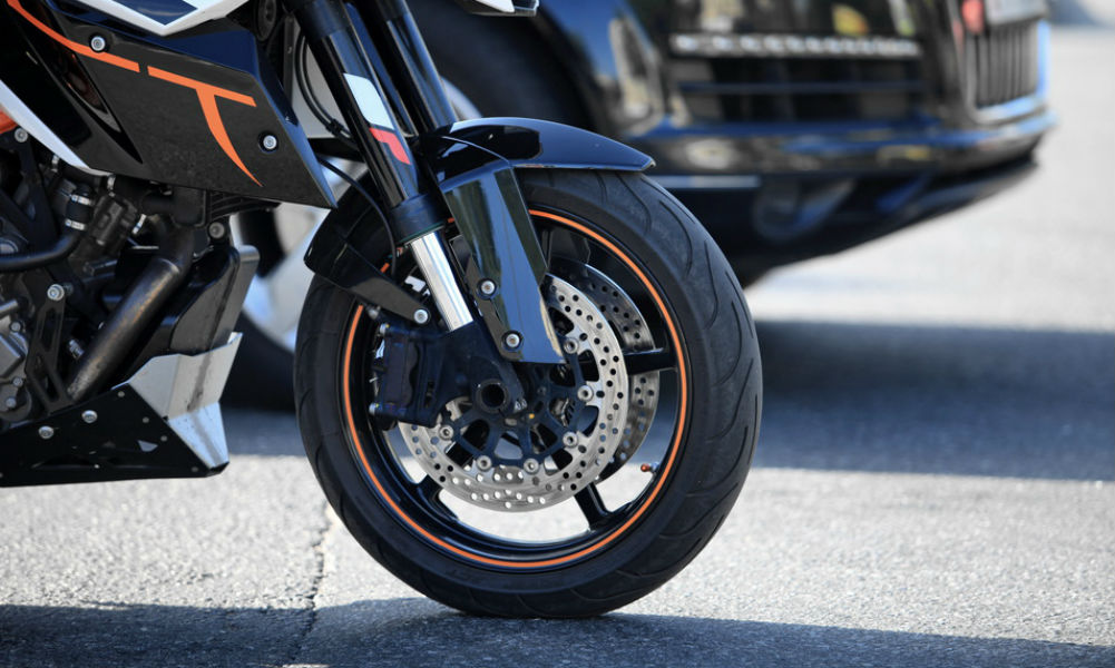Cinco errores de los motociclistas