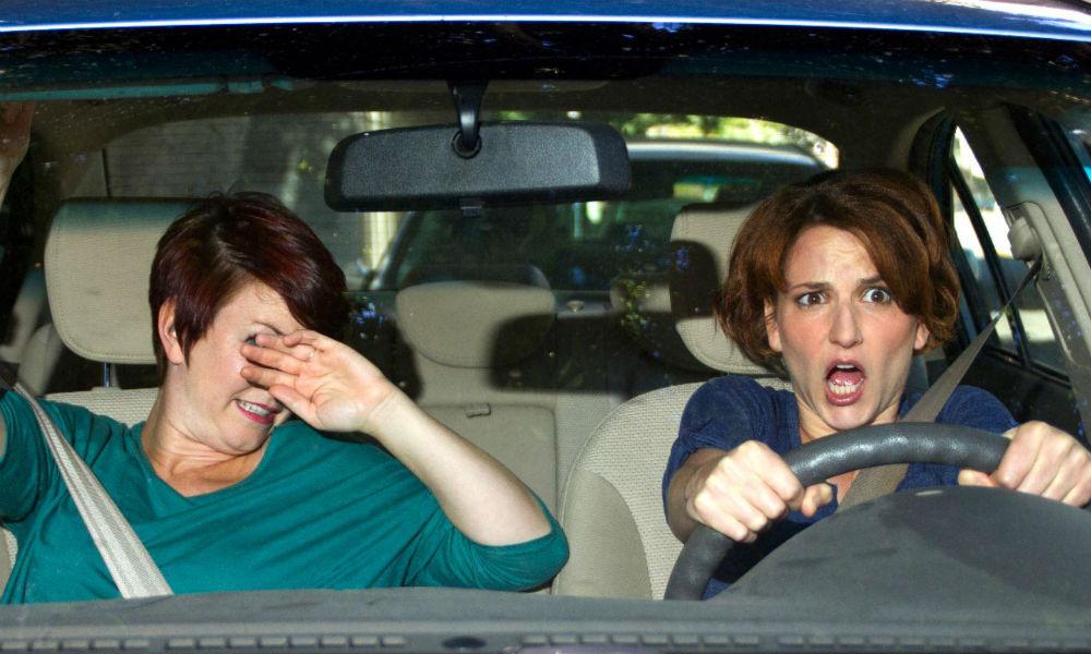 ¿Qué hacer si te quedas sin frenos?