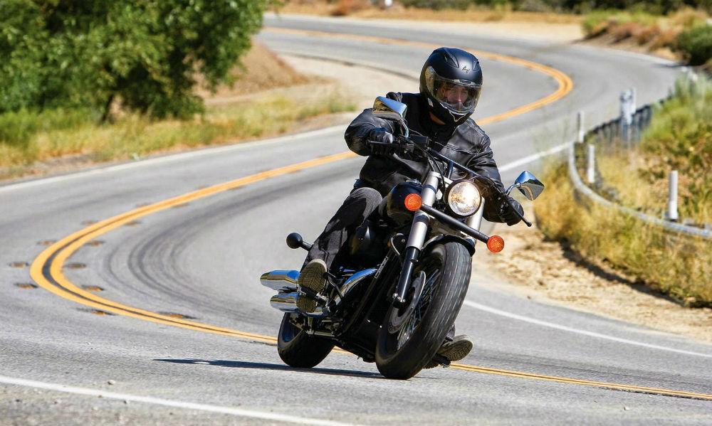 Viajar en moto nunca fue tan seguro