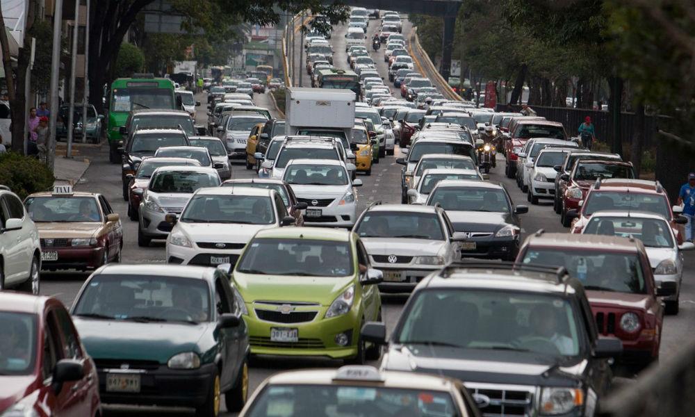 Cuatro cosas que debes evitar en el tráfico