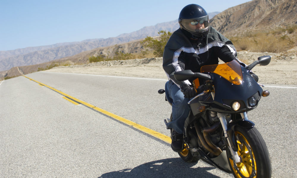 ¿Primera vez que sales en moto a carretera?