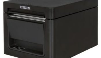 Citizen CT-S251 Receipt Printer - QR Barcode